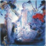 ΑΠΟΛΛΩΝ ΚΟΠΗ ΚΑΙ ΛΗΔΑ Μικτή τεχνική σε πλέξιγκλας, 45  x 45 εκ., 2000