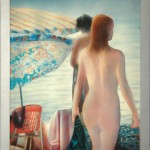 Η ΠΟΛΩΝΕΖΑ Μικτή τεχνική σε πλέξιγκλας, 150 x 105 εκ., 1998