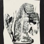 ΤΑ ΠΑΡΑΣΗΜΑ Ξυλογραφία, 60 x 50 εκ., 1965