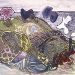 ΜΕΣΣΗΝΙΑΚΟ ΤΟΠΙΟ Λάδι σε μουσαμά, 90 x 110 εκ., 1974