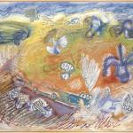 ΜΕΣΣΗΝΙΑΚΟ ΤΟΠΙΟ Λάδι σε μουσαμά, 110 x 150 εκ., 1974 ΕΘΝΙΚΗ ΠΙΝΑΚΟΘΗΚΗ