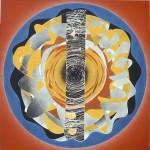 ΔΙΑΧΩΡΙΣΜΟΣ Μικτή τεχνική σε μουσαμά, 150 x 150 εκ., 1968