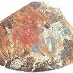 ΣΦΡΑΓΙΔΟΛΙΘΟΣ Ξύλο - Χρώμα, 42,5 x 55 εκ., 1966