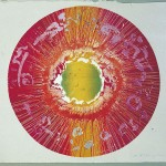 ΔΙΣΚΟΣ ΦΑΙΣΤΟΥ Έγχρωμη λιθογραφία, 45 x 46 εκ., 1969
