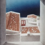ΜΟΝΕΜΒΑΣΙΑ Ζωγραφική με φως, 120 x 100 εκ., 1975