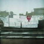 ΑΠΛΩΜΕΝΑ ΡΟΥΧΑ Ζωγραφική με φως, 100 x 130 εκ., 1975