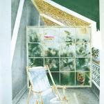 ΒΕΡΑΝΤΑ Ζωγραφική με φως, 128 x 98 εκ., 1975